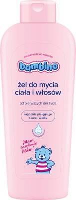 Bambino żel do mycia ciała i włosów 2w1 400ml