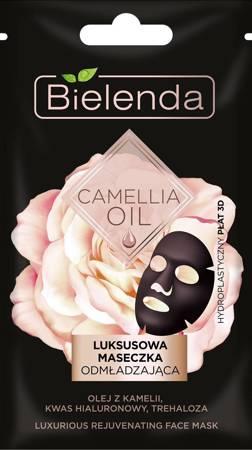 Bielenda Camellia Oil Maseczka odmładzająca 3D 1szt